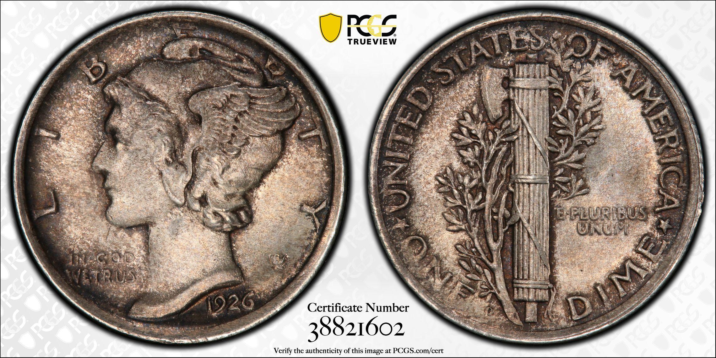 1926-D MS64FB