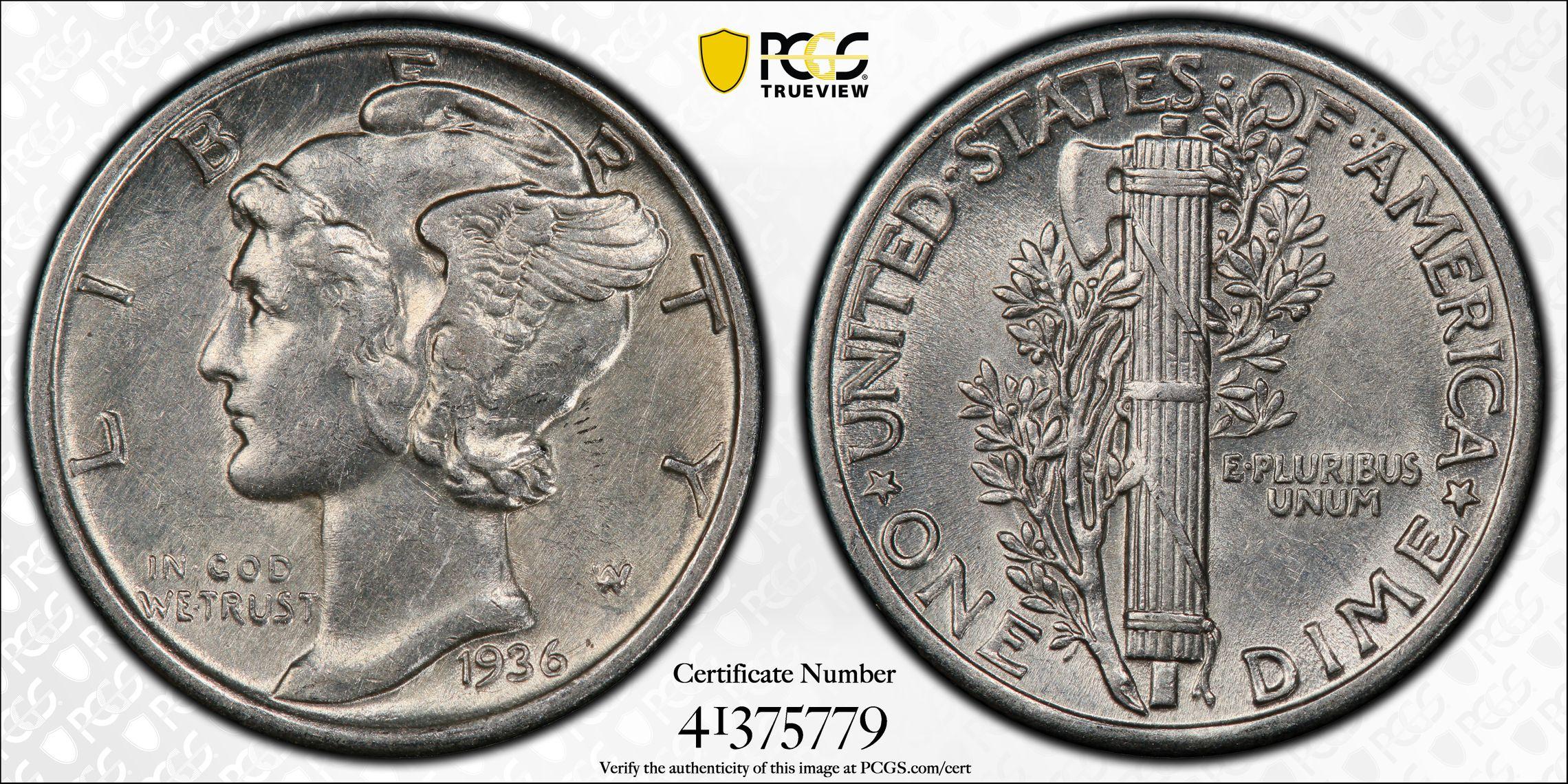 1936-P AU55